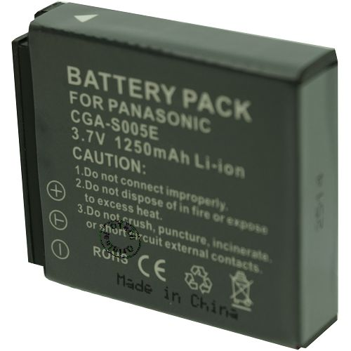 Achat batterie appareil photo panasonic lumix dmc lx3 for Changer ecran appareil photo lumix