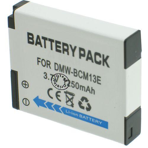 achat batterie panasonic lumix dmc tz55 batteries. Black Bedroom Furniture Sets. Home Design Ideas