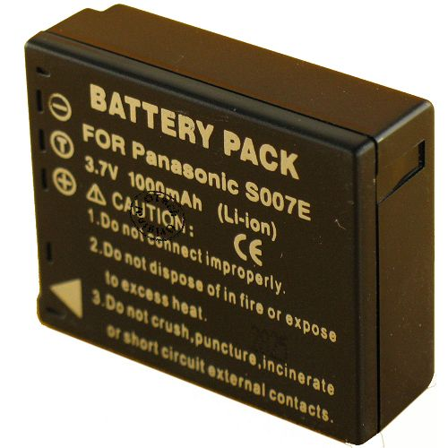 Achat batterie appareil photo panasonic lumix dmc tz5 for Changer ecran appareil photo lumix