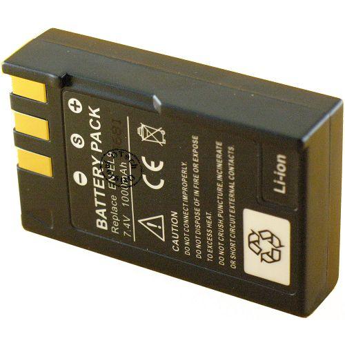 achat batterie nikon d5000 batteries appareils photo d5000. Black Bedroom Furniture Sets. Home Design Ideas