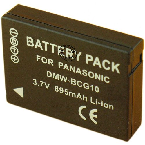 Achat batterie appareil photo panasonic lumix dmc tz6 for Changer ecran appareil photo lumix