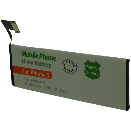 achat batterie apple iphone 5 batteries t l phones. Black Bedroom Furniture Sets. Home Design Ideas