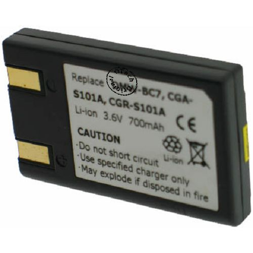 Achat batterie panasonic lumix dmc f7r batteries for Changer ecran appareil photo lumix