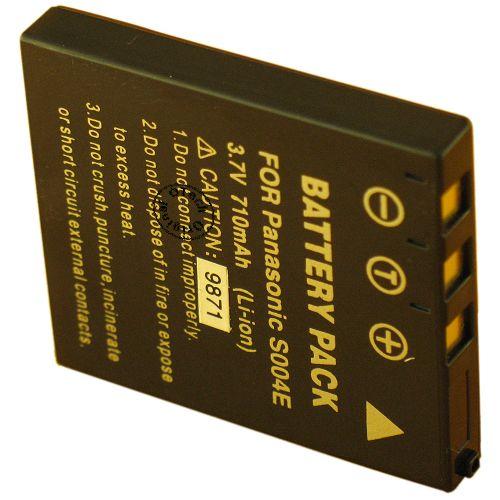 achat batterie panasonic lumix dmc fx7 batteries. Black Bedroom Furniture Sets. Home Design Ideas