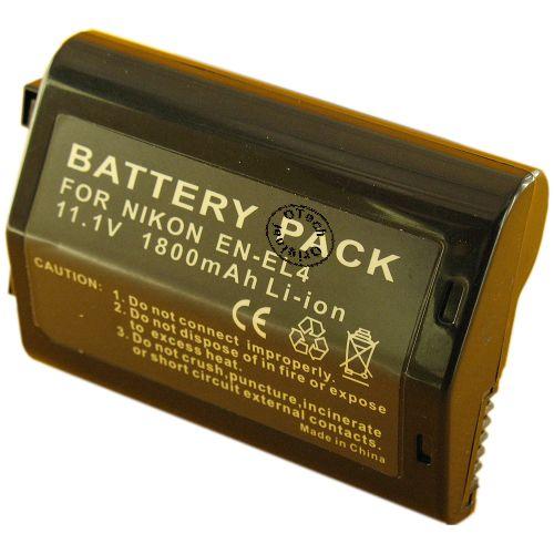 achat batterie nikon d3s batteries appareils photo d3s. Black Bedroom Furniture Sets. Home Design Ideas
