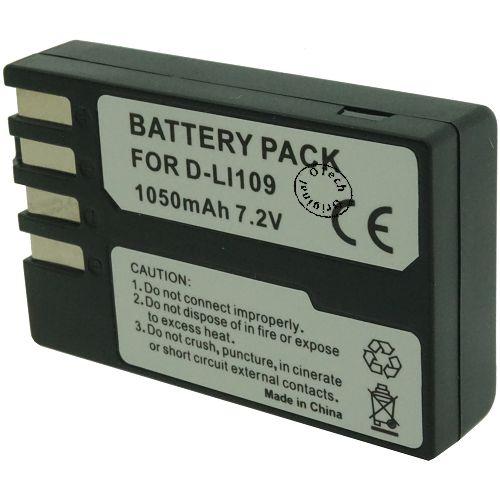 achat batterie pentax d li109 batteries appareils photo d. Black Bedroom Furniture Sets. Home Design Ideas