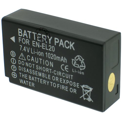 achat batterie nikon coolpix a batteries appareils photo coolpix a. Black Bedroom Furniture Sets. Home Design Ideas