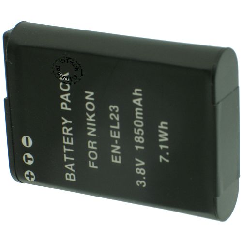 achat batterie nikon coolpix p610 batteries appareils. Black Bedroom Furniture Sets. Home Design Ideas