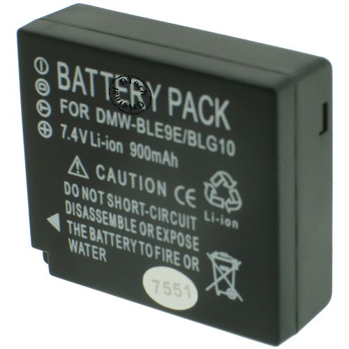 Achat batterie panasonic lumix dmc gx7 batteries for Changer ecran appareil photo lumix