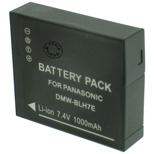 achat batterie panasonic lumix dmc gm5 batteries. Black Bedroom Furniture Sets. Home Design Ideas