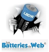Les batteries du web