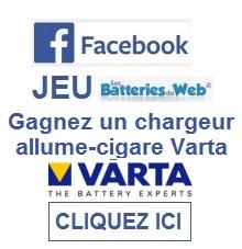 Jeu facebook Varta