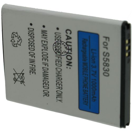 batterie telephone portable pour samsung galaxy ace si xml