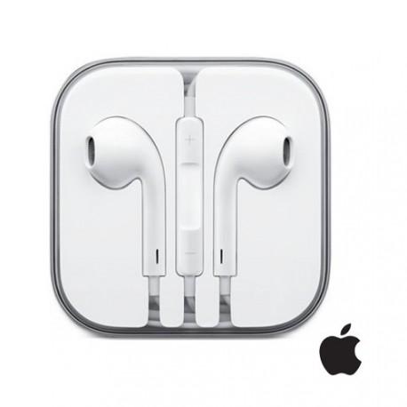 ecouteur d 39 origine apple earpods iphone 5 md827zm a. Black Bedroom Furniture Sets. Home Design Ideas