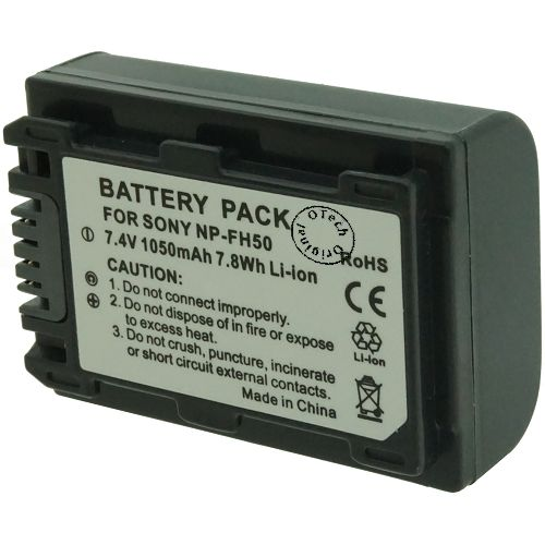 Batterie Camescope pour SONY HDR-XR500VE