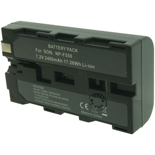 Batterie Camescope pour SONY HVR-M10N