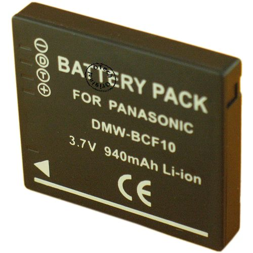 Batterie Appareil Photo pour PANASONIC LUMIX DMC-TS4