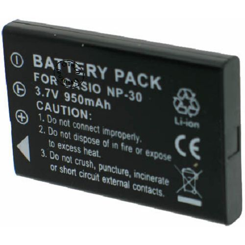 Batterie Appareil Photo pour HP PHOTOSMART R607V