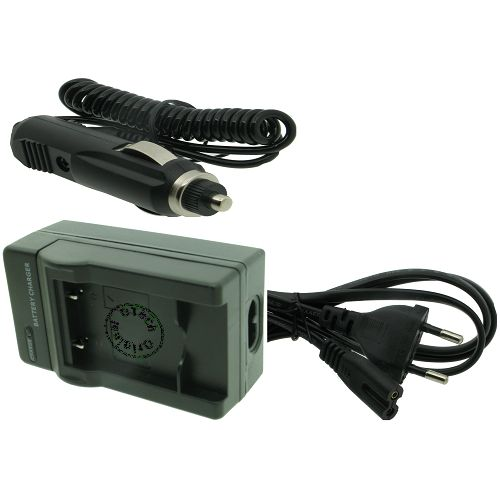 Chargeur pour OLYMPUS MJU 790W SILVER