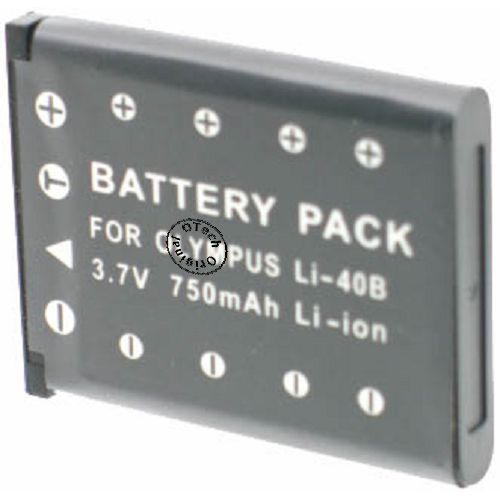 Batterie Appareil Photo pour CASIO EXILIM EX-Z550BE